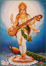 Saraswati Goddess of Creativity: