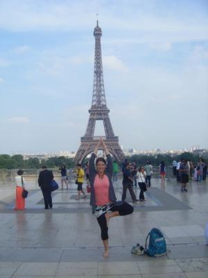 11 Yoga in Paris