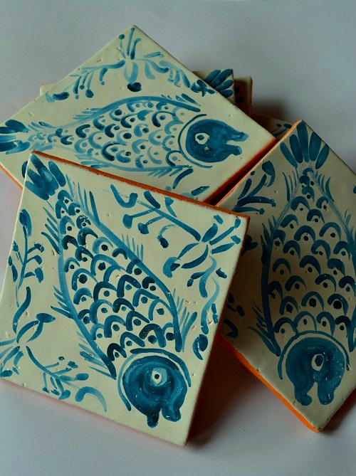"Portuguese tiles ""azulejos"" by Stephanie"