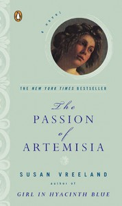 The Passion of Artemisia cover