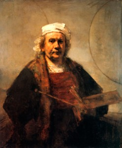 self-portrait-with-two-circles